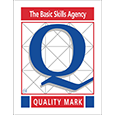 Basic Skills Agency Quality Mark Logo